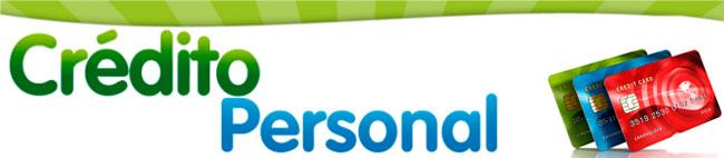 definición crédito personal
