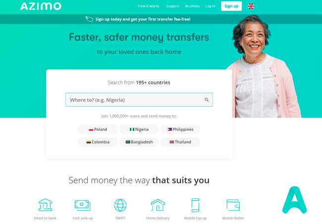 azimo coupons