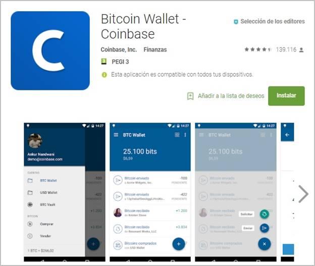 bitcoin-wallet-coinbase