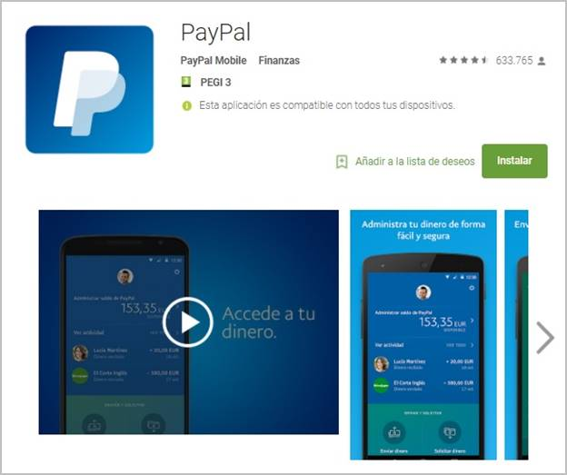 paypal-app-android
