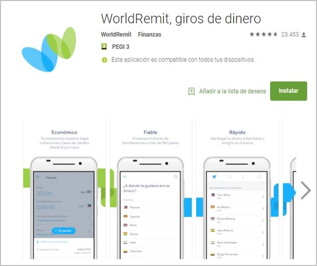 worldremit-app-android